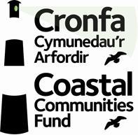 Logo Cronfa Cymunedau'r Arfordir