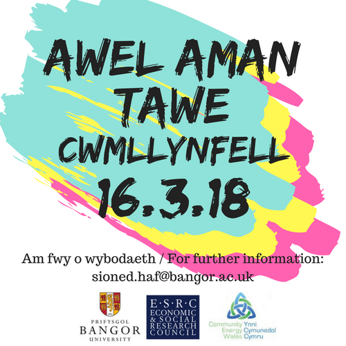 Community Energy Knowledge Exchange Visit: Awel Aman Tawe, Cwmllynfell