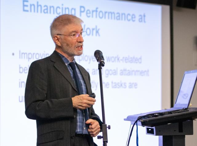 Prof Stephen Palmer