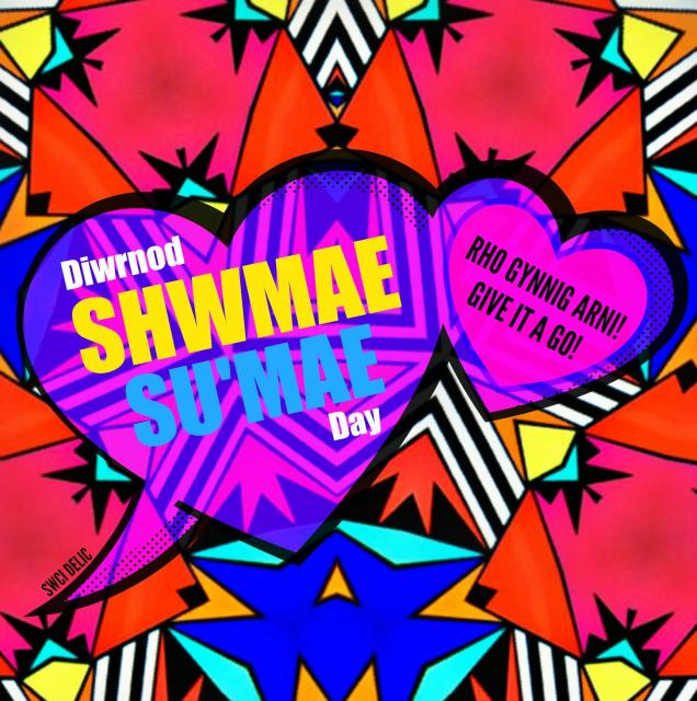 Shwmae day - give it a go